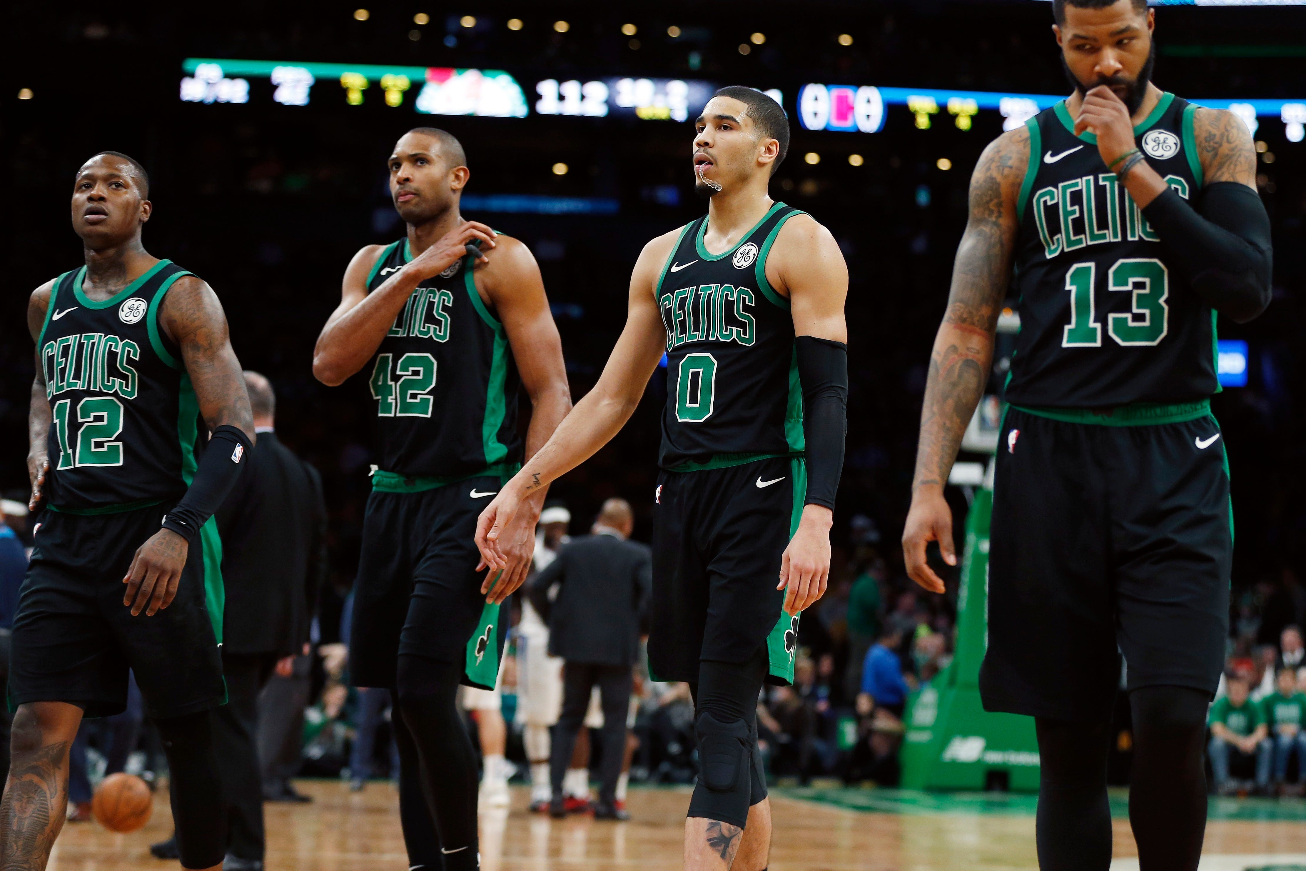 Opinion: The Celtics are a mess right now and it could get worse tonight