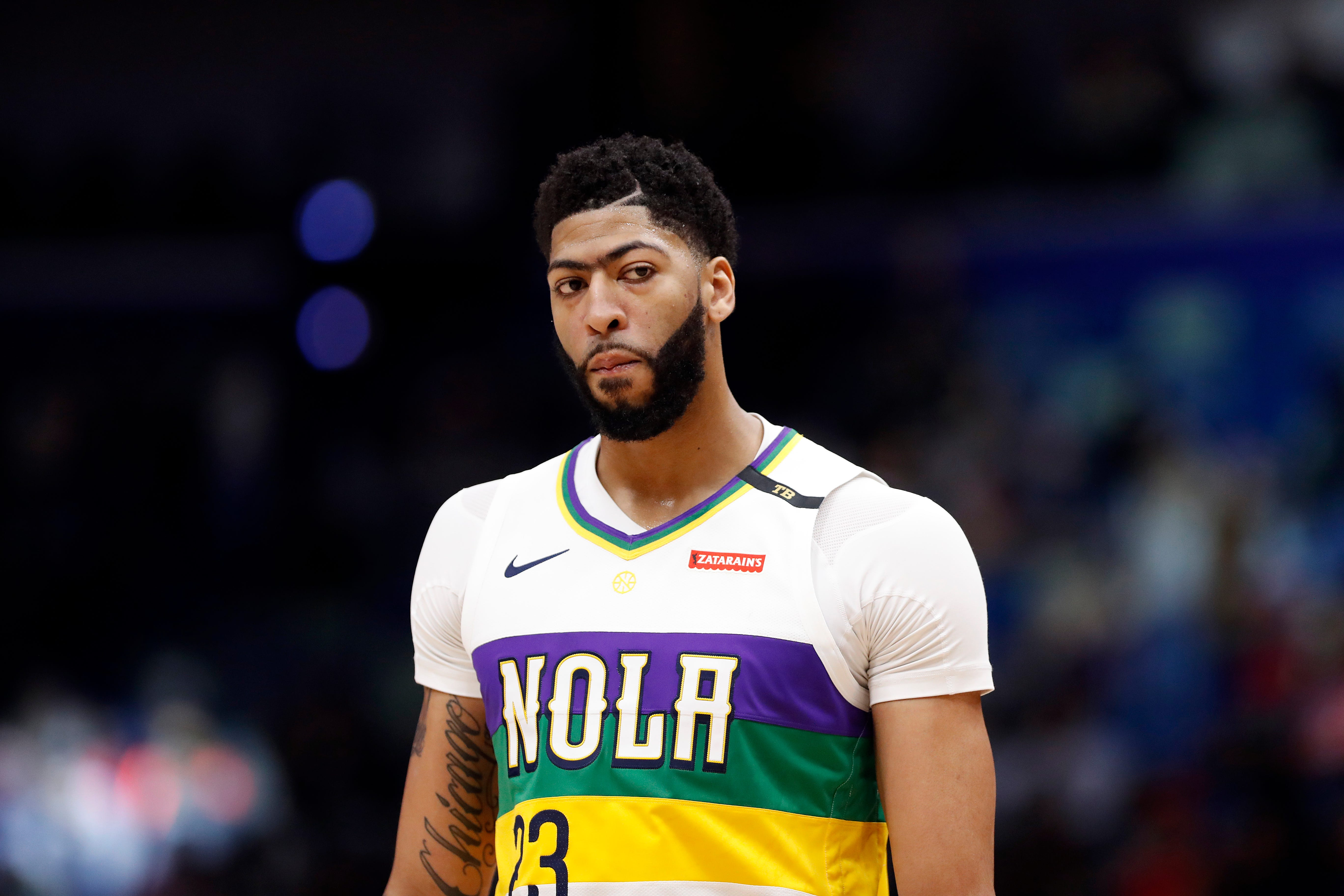 Assigning blame for the Anthony Davis situation