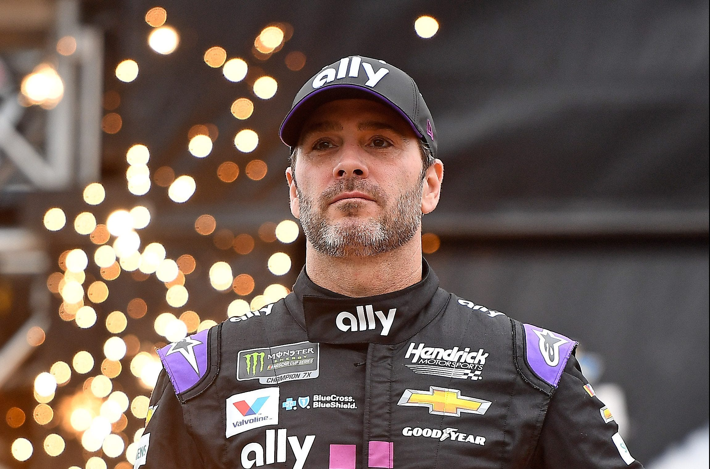 Jimmie Johnson 'fired up' by his new crew chief