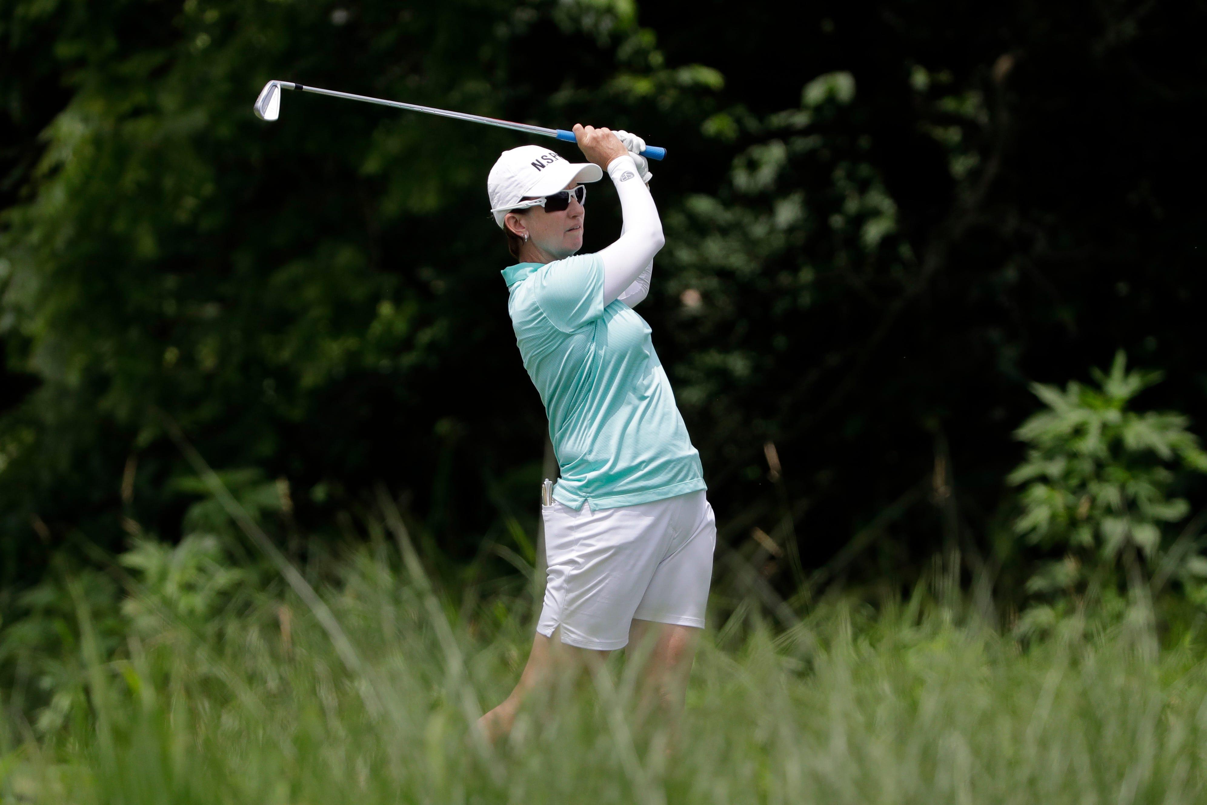 Nelly Korda has 3-shot lead into Australian Open's 4th round