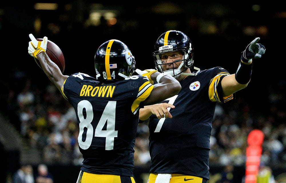 Antonio Brown sounds off on incident with Ben Roethlisberger: 'Owner mentality'