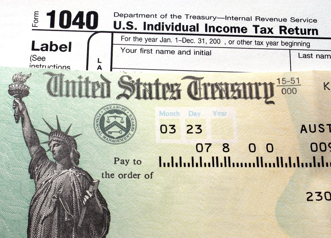 Some Americans face a costly surprise this tax season: tiny refunds or bigger bills