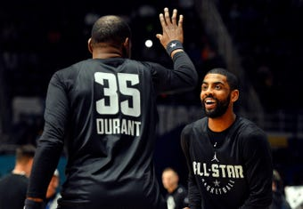 What I'm Hearing: HoopsHype's Alex Kennedy says that with All-Star Weekend in the books, free agency speculation for teams like the Knicks is growing.