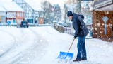 Don't throw out your back while throwing out the snow - here are some tips on how to shovel snow the right way!