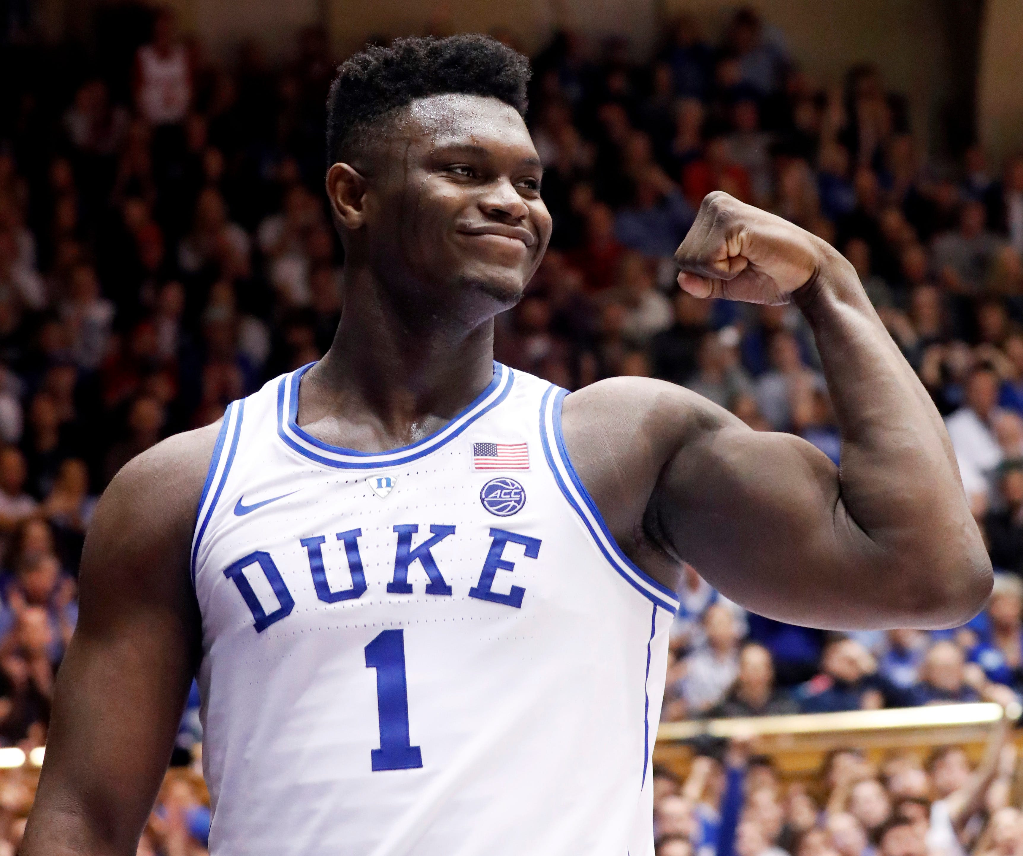 0916d898dd6 Duke blown out by North Carolina after Zion Williamson injury