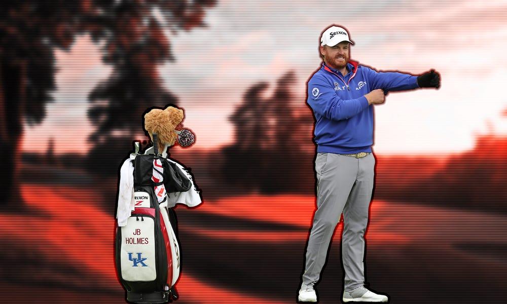 Opinion: PGA Tour needs to hurry up and punish players like J.B. Holmes