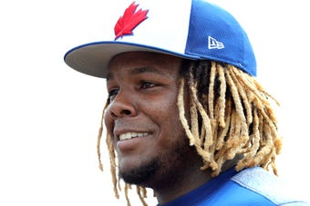 What I'm Hearing: Ted Berg spoke with highly-touted MLB prospect Vladimir Guerrero Jr. about having to wait for his chance to play ball in the majors.