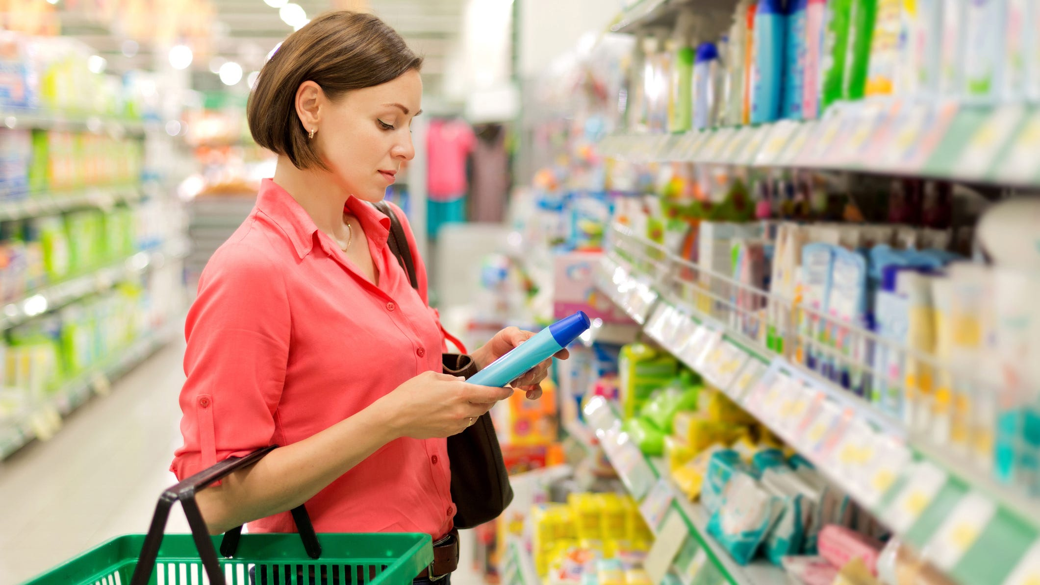 Is it safe to buy salon shampoo from drugstores?