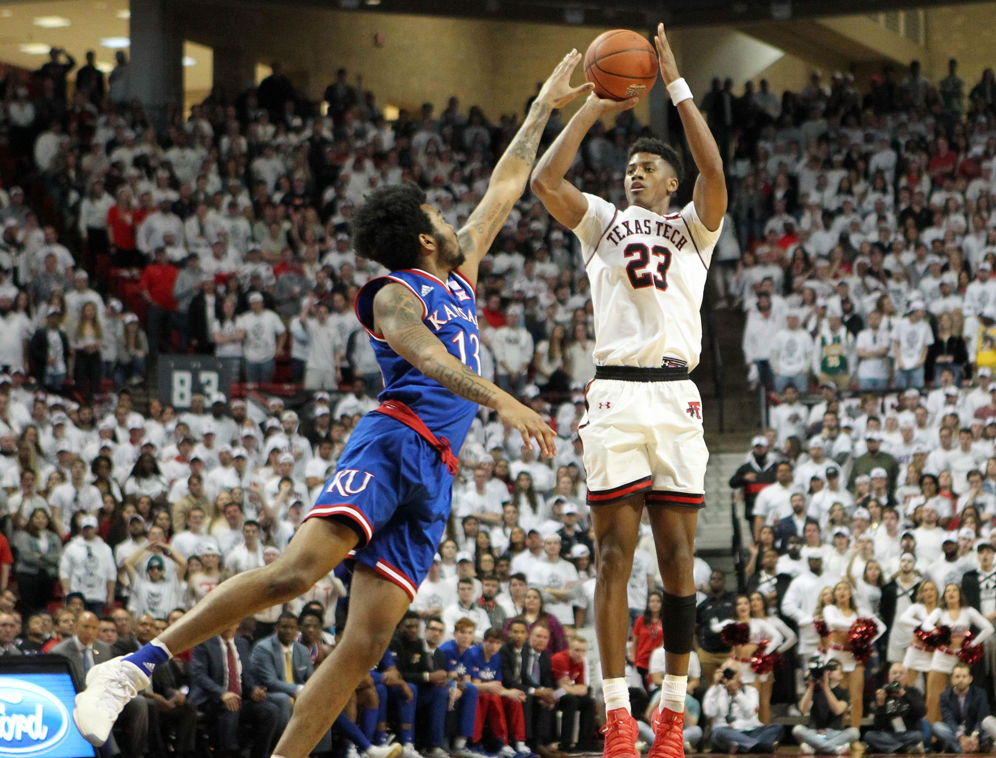 Jarrett Culver is Texas Tech's homegrown star hoping to lead team on NCAA tournament run