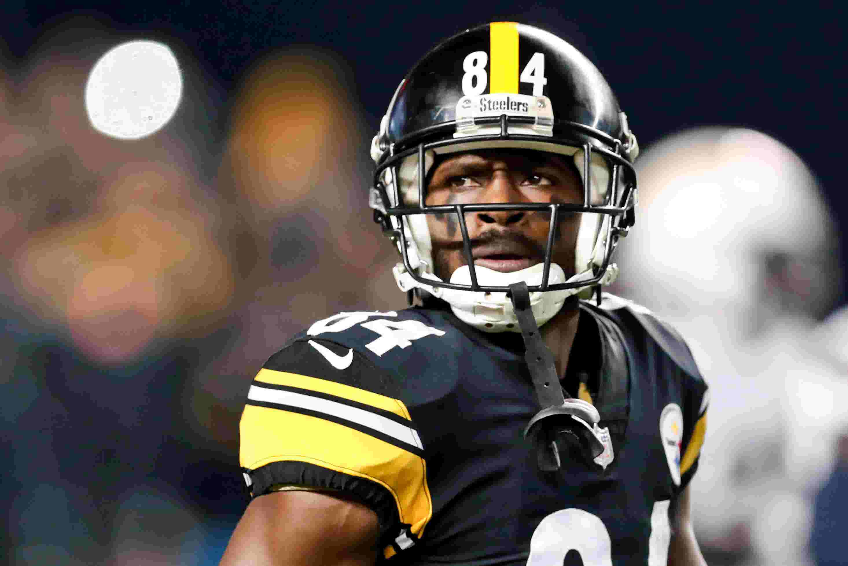 Antonio Brown Trade Rumors Trade Speculation Pittsburgh Steelers Wr