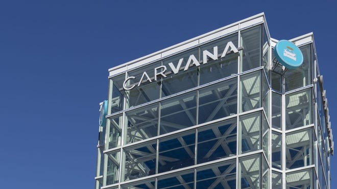 Online auto retailer Carvana said this week it is launching its delivery service in four new North Carolina markets, including in Asheville.