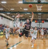 Watch: Marshall tops Pennfield for district title