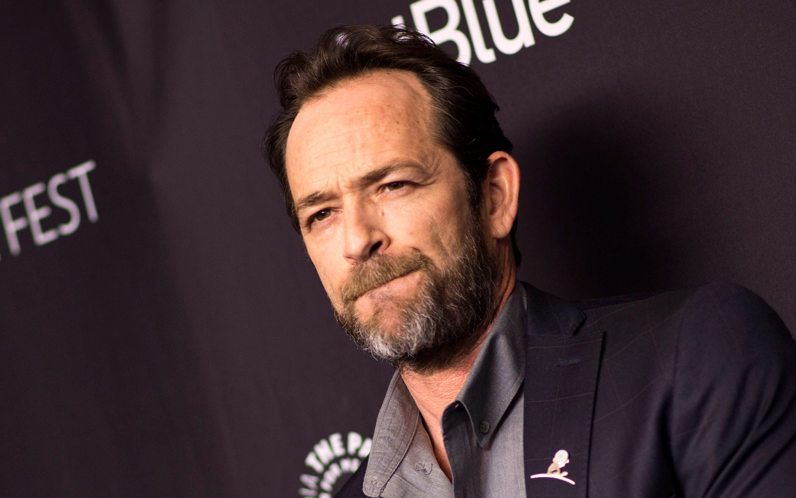 Luke Perry's son Jack breaks silence after exiting wrestling event: 'My heart is broken'