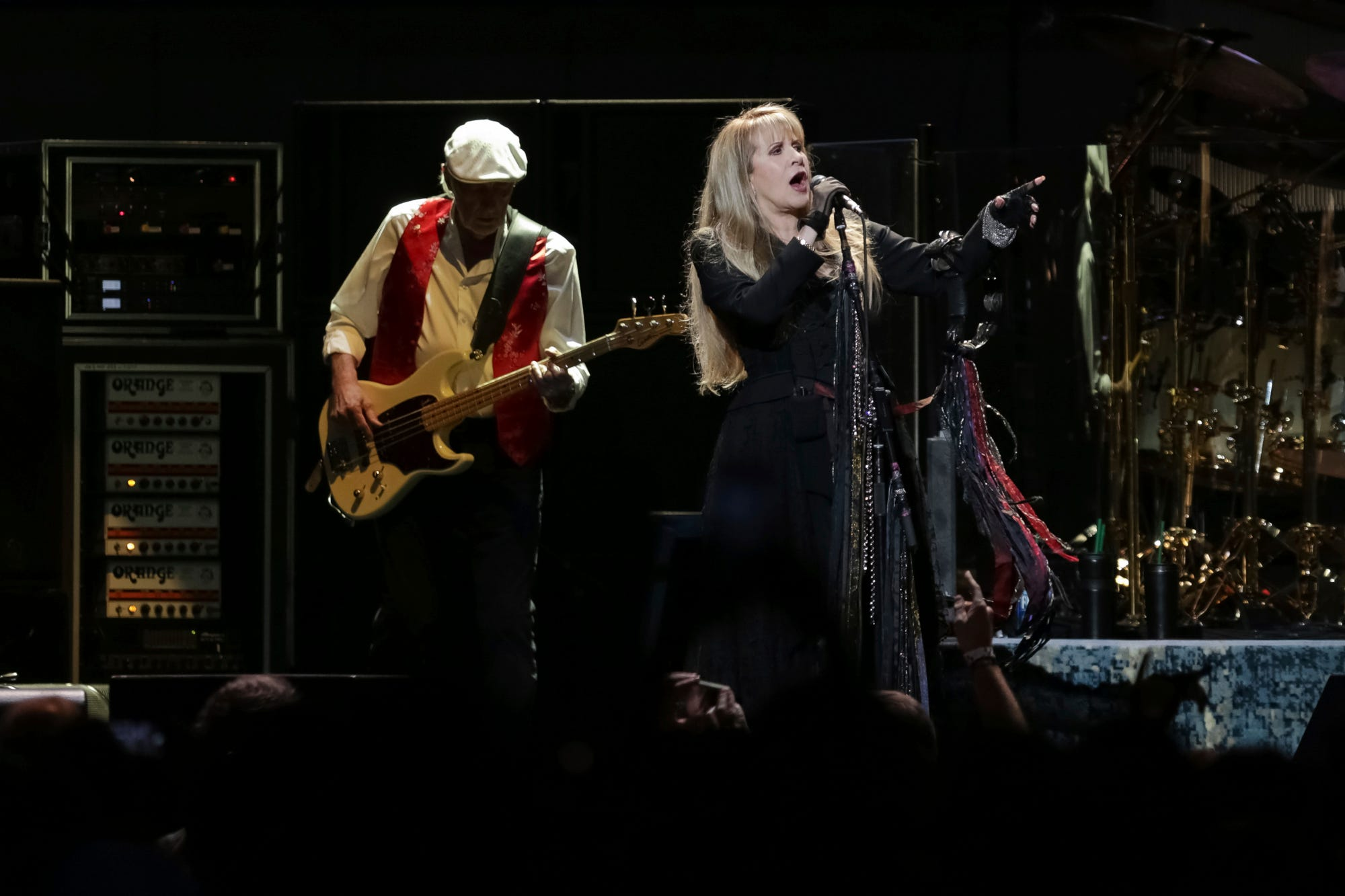 Jazz Fest replacement, Part 2: Rolling Stones' sub Fleetwood Mac pull out due to illness
