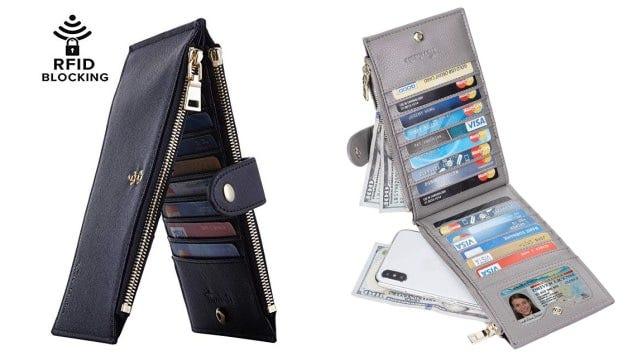 Travelambo Womens Wallet