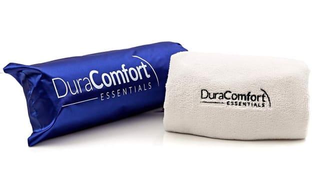 DuraComfort Essentials Hair Towel