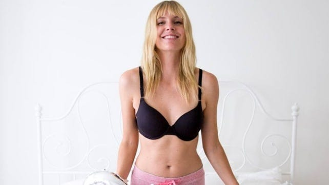 Warner's This Is Not a Bra
