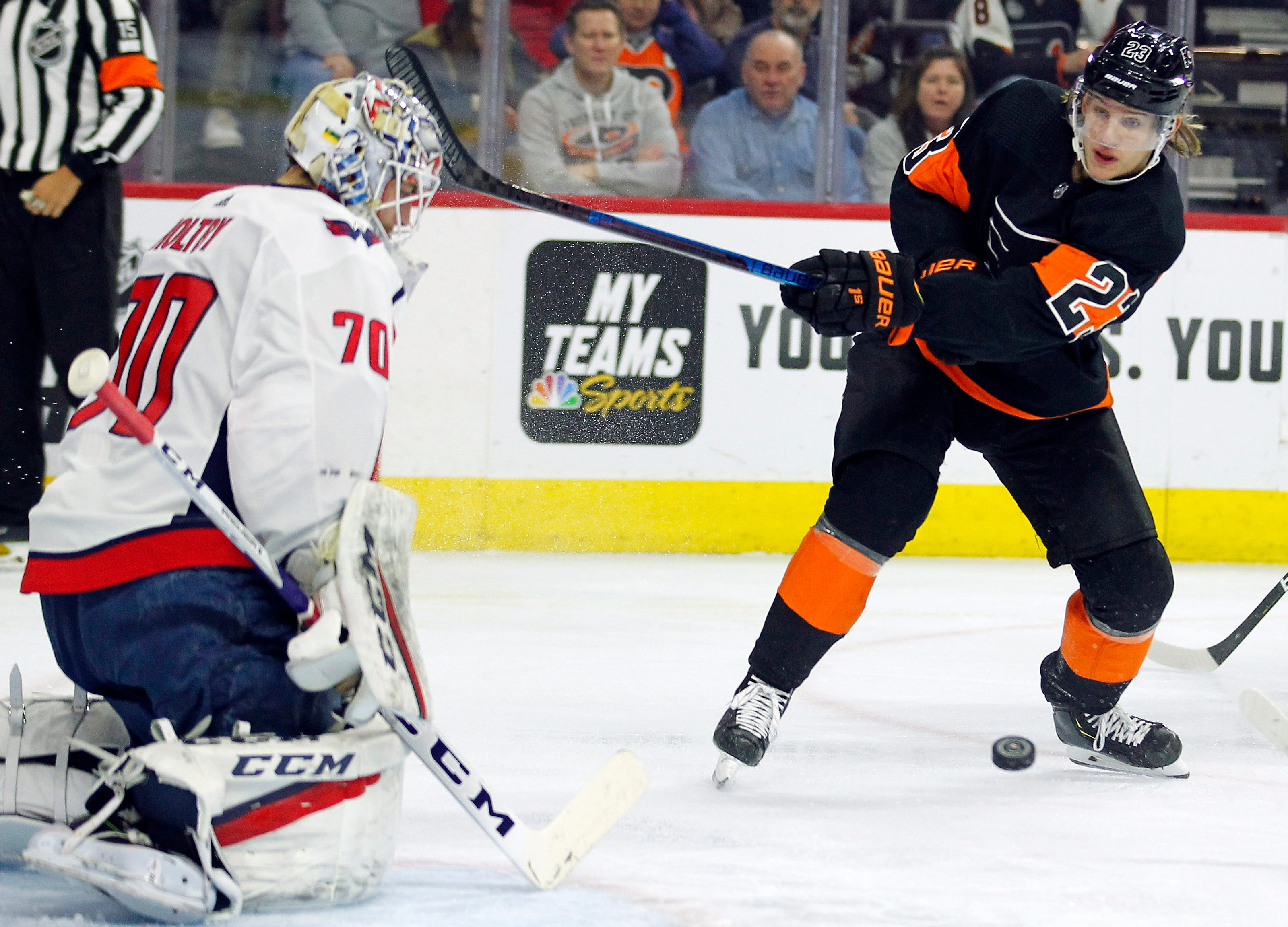 Ovechkin, Backstrom lead Capitals to 5-3 win over Flyers