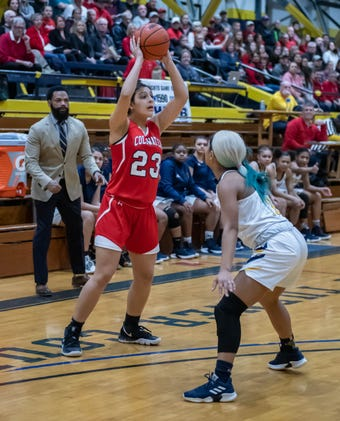 Highlights of Coldwater vs. BCC girls basketball district final