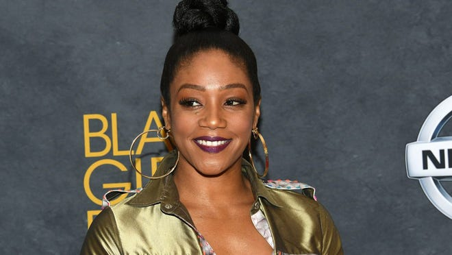 """Tiffany Haddish   • Job:  Actor   • Age:  39   • Wikipedia page views (2 yr.):  6,055,710   Tiffany Haddish is one of the biggest breakout stars in recent memory. Since featuring in a role in """"Girl's Trip,"""" the actress and comedian has gone on to star in over a dozen other projects, including movies, TV shows, and a stand-up comedy special. She also wrote a best-selling memoir."""