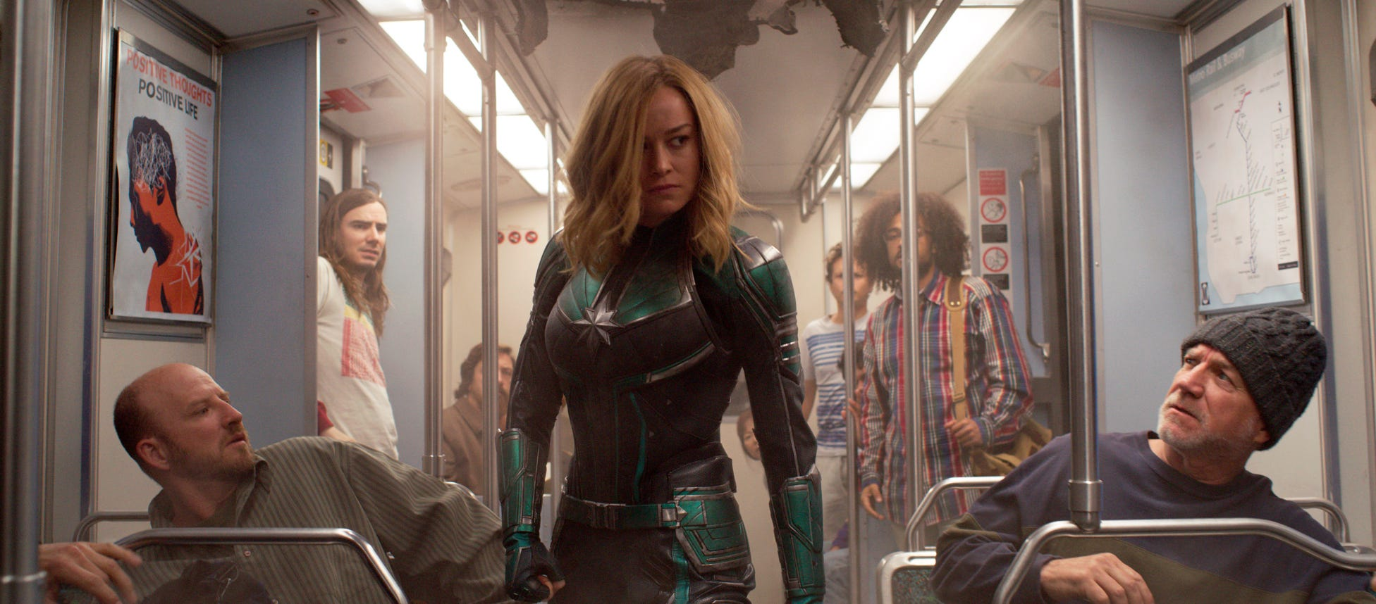 Brie Larson's 'Captain Marvel' soars to new heights at box office: $760M worldwide