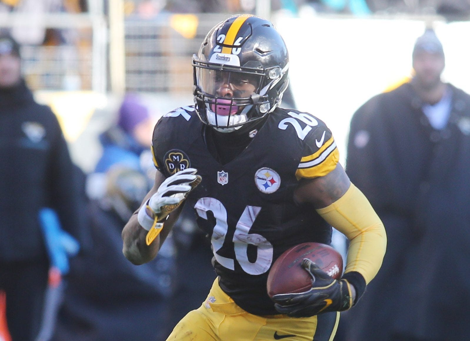ff3da92d4 Le'Veon Bell: Jets payout doesn't measure up after RB's Steelers ploy