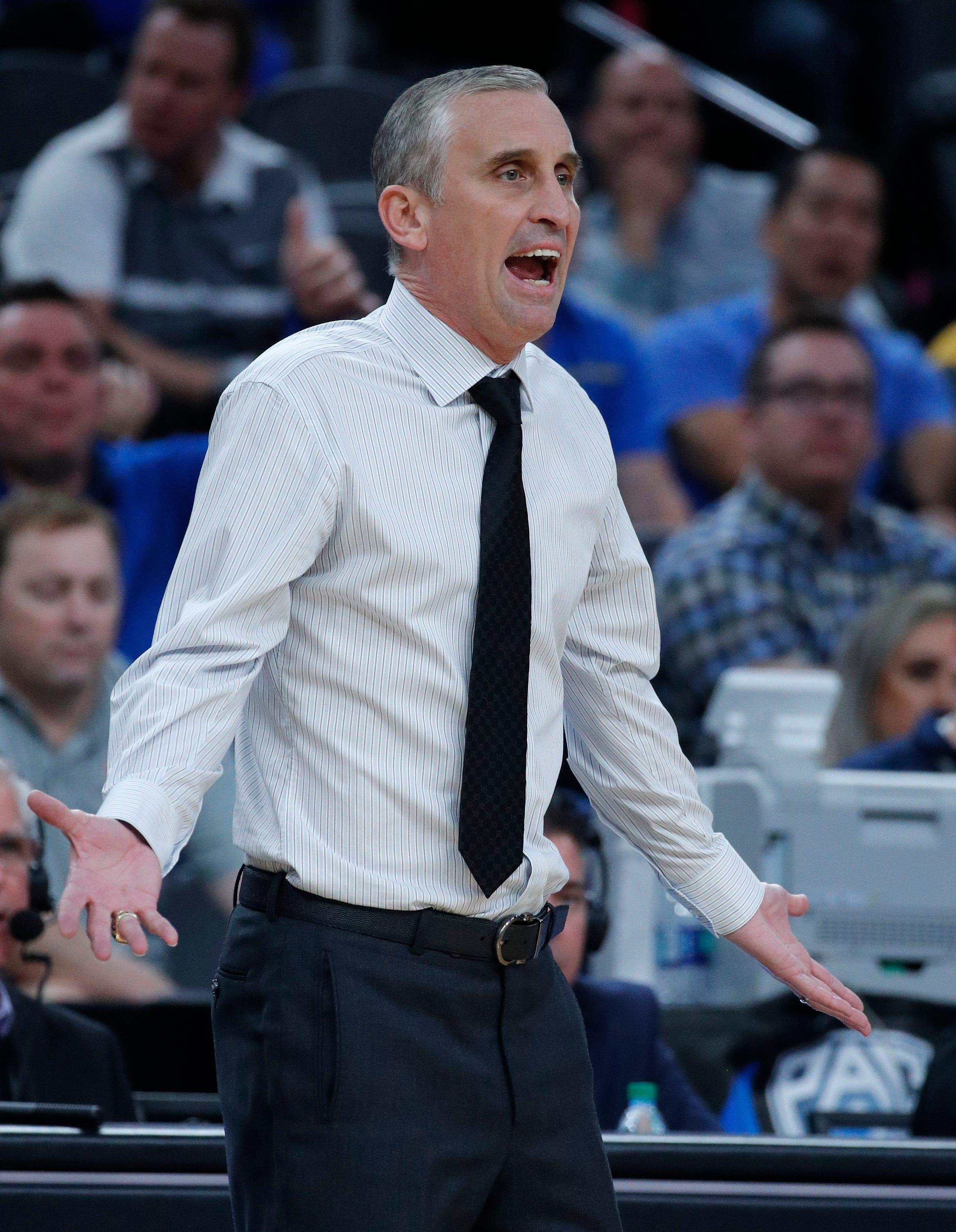 Arizona State beats UCLA 83-72 in Pac-12 quarterfinals