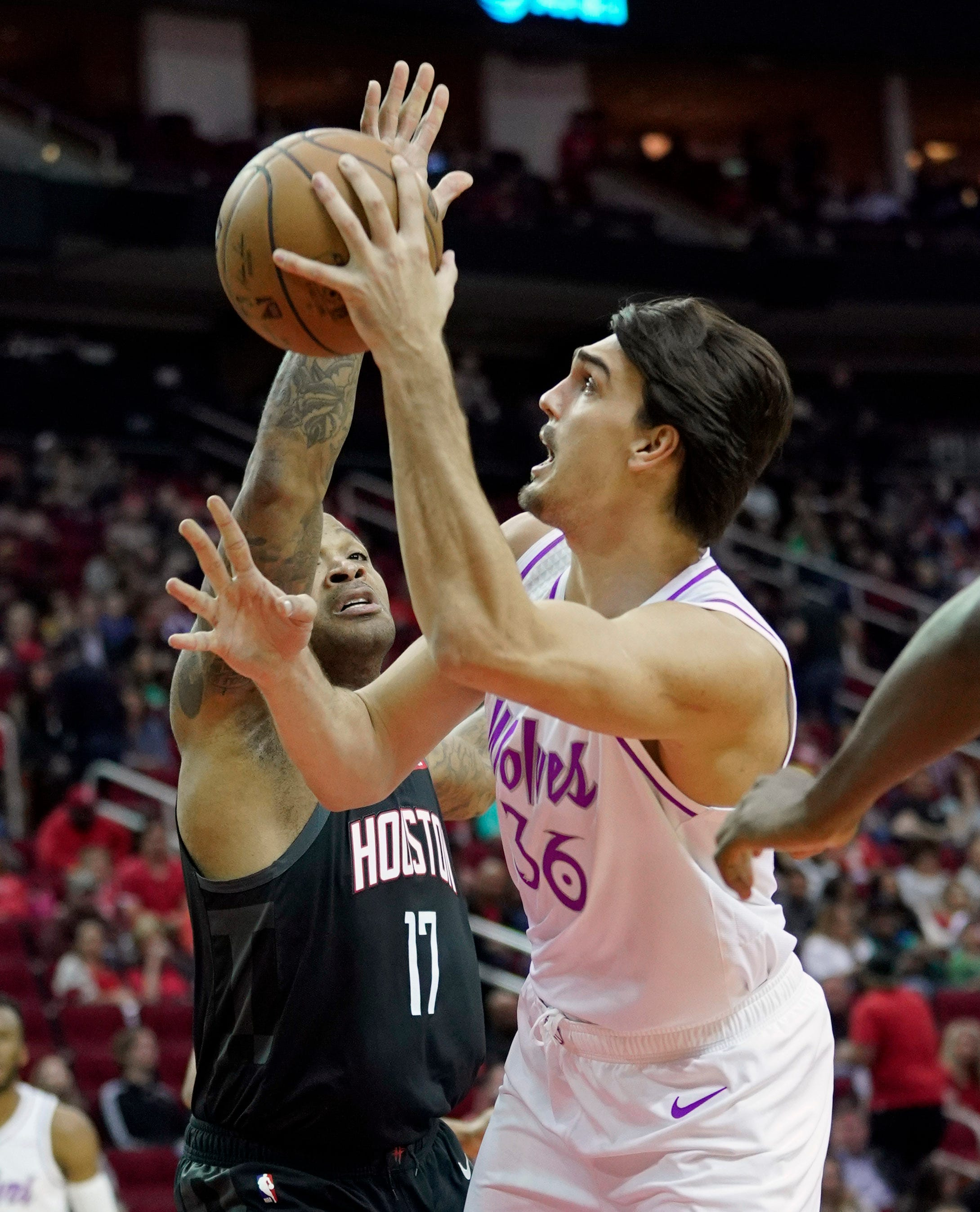 Houston Rockets 3rd Quarter Stats: Paul Scores 25 To Lead Rockets Over Wolves 117-102
