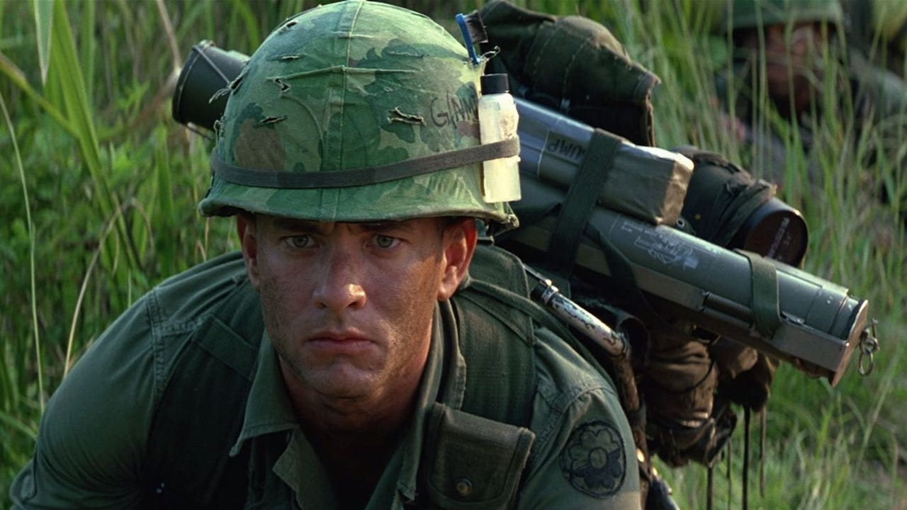 Tom Hanks Remembers Forrest Gump At 25 As An Absolute Crapshoot