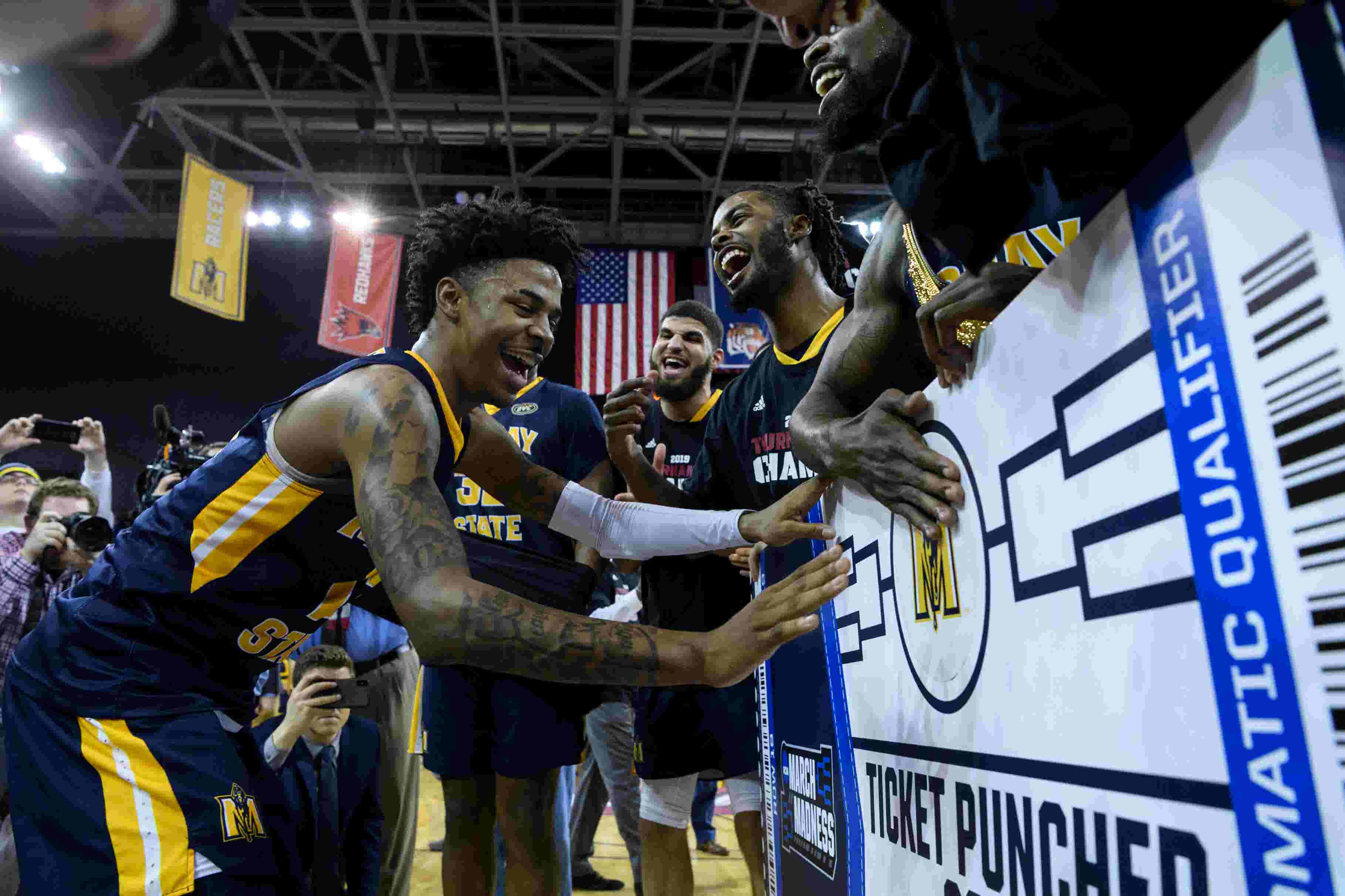 March madness: Cinderella teams that could bust your bracket