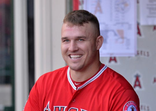 Opinion: Mike Trout never wanted to leave Orange County, and now gets to retire as an Angel