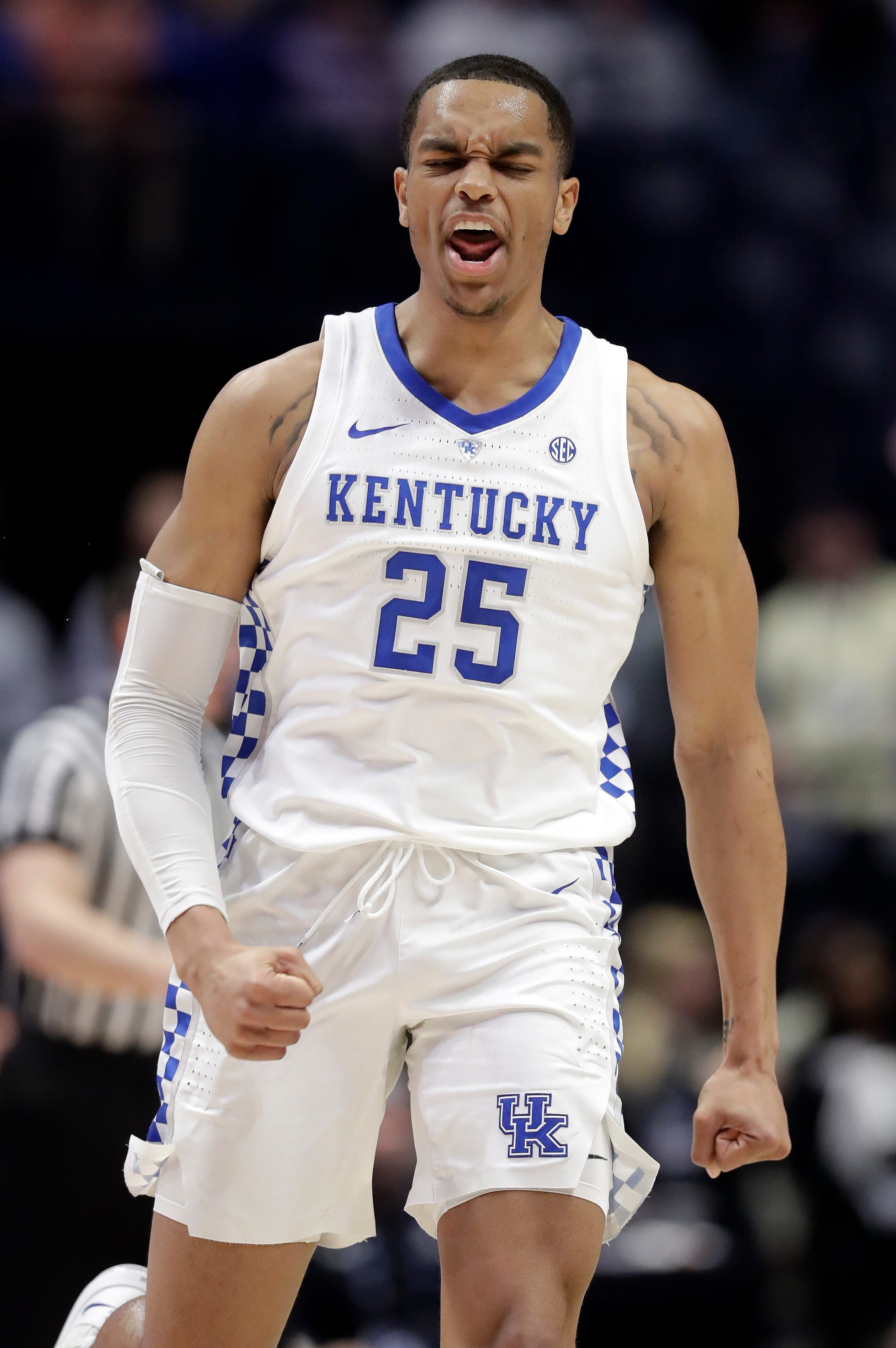 Kentucky's Calipari expects Washington to play in opener