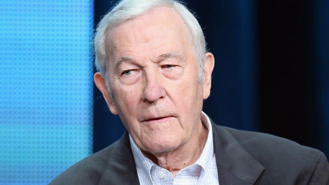 Roger Mudd, a longtime newsman at CBS, has died at age 93.