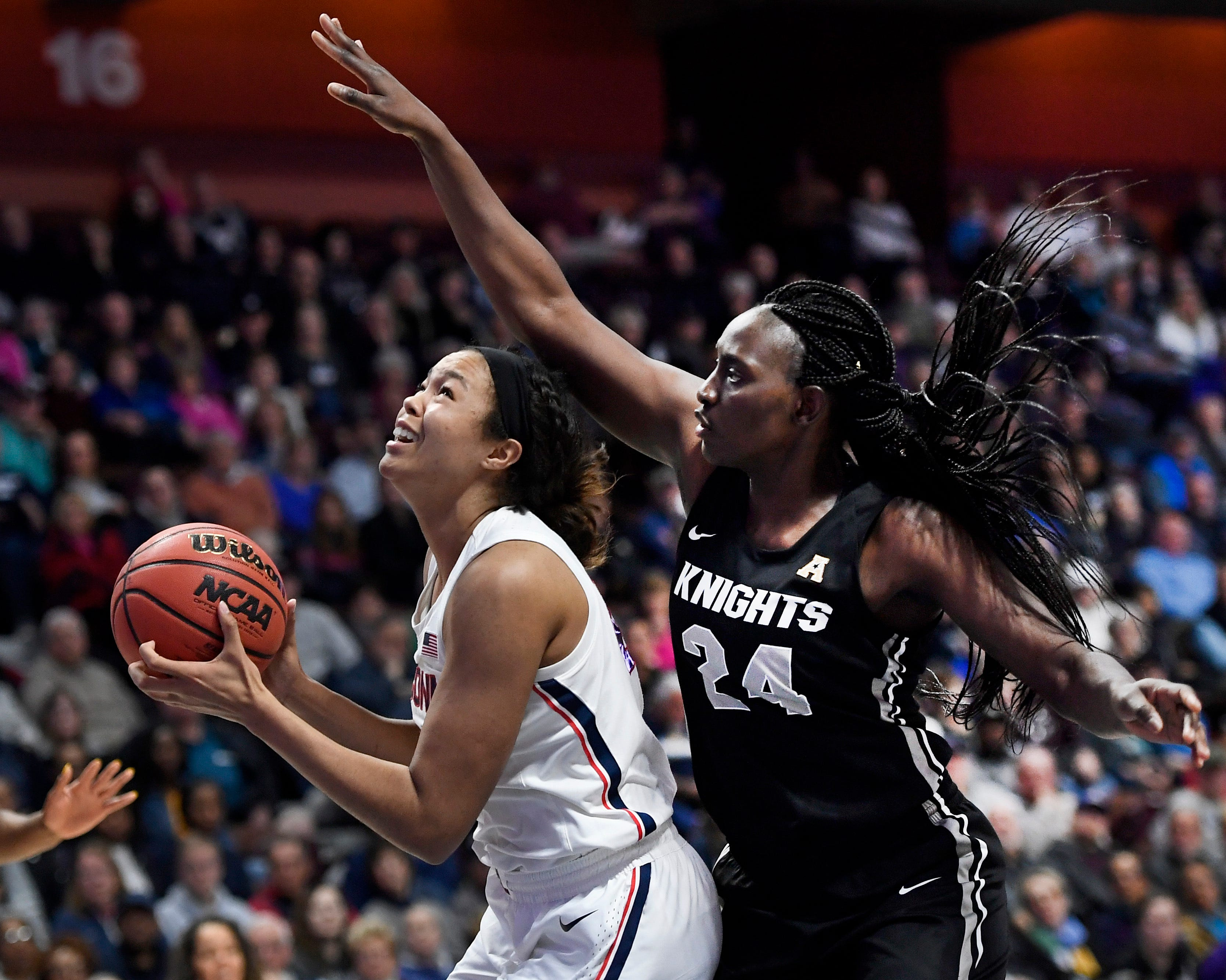 UConn using No. 2 seed as motivation