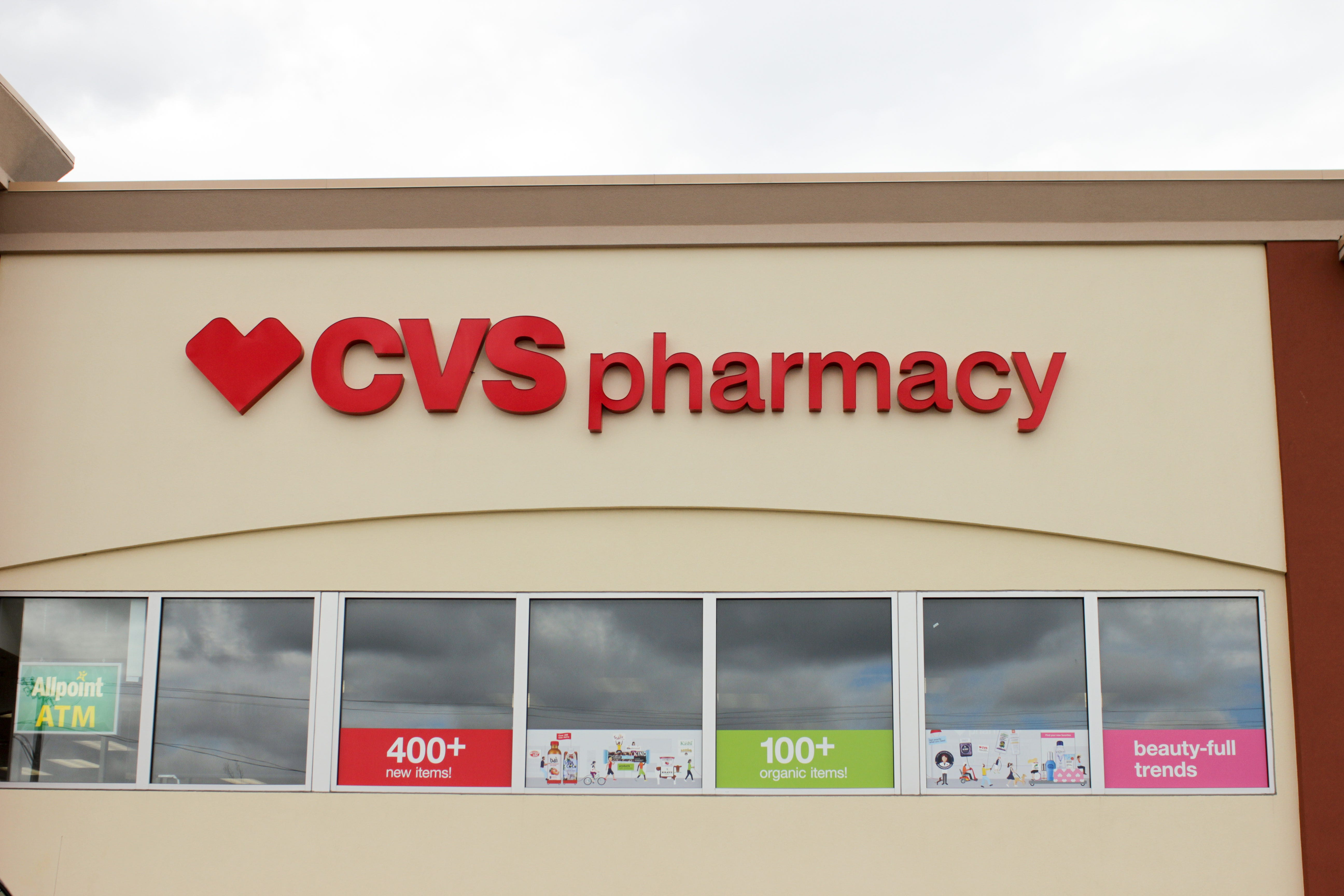 Some CVS stores selling topical products infused with cannabis extract CBD but not edibles