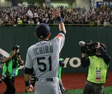 SportsPulse:  USA TODAY Sports' Bob Nightengale takes a look back at Ichiro Suzuki's incredible career.