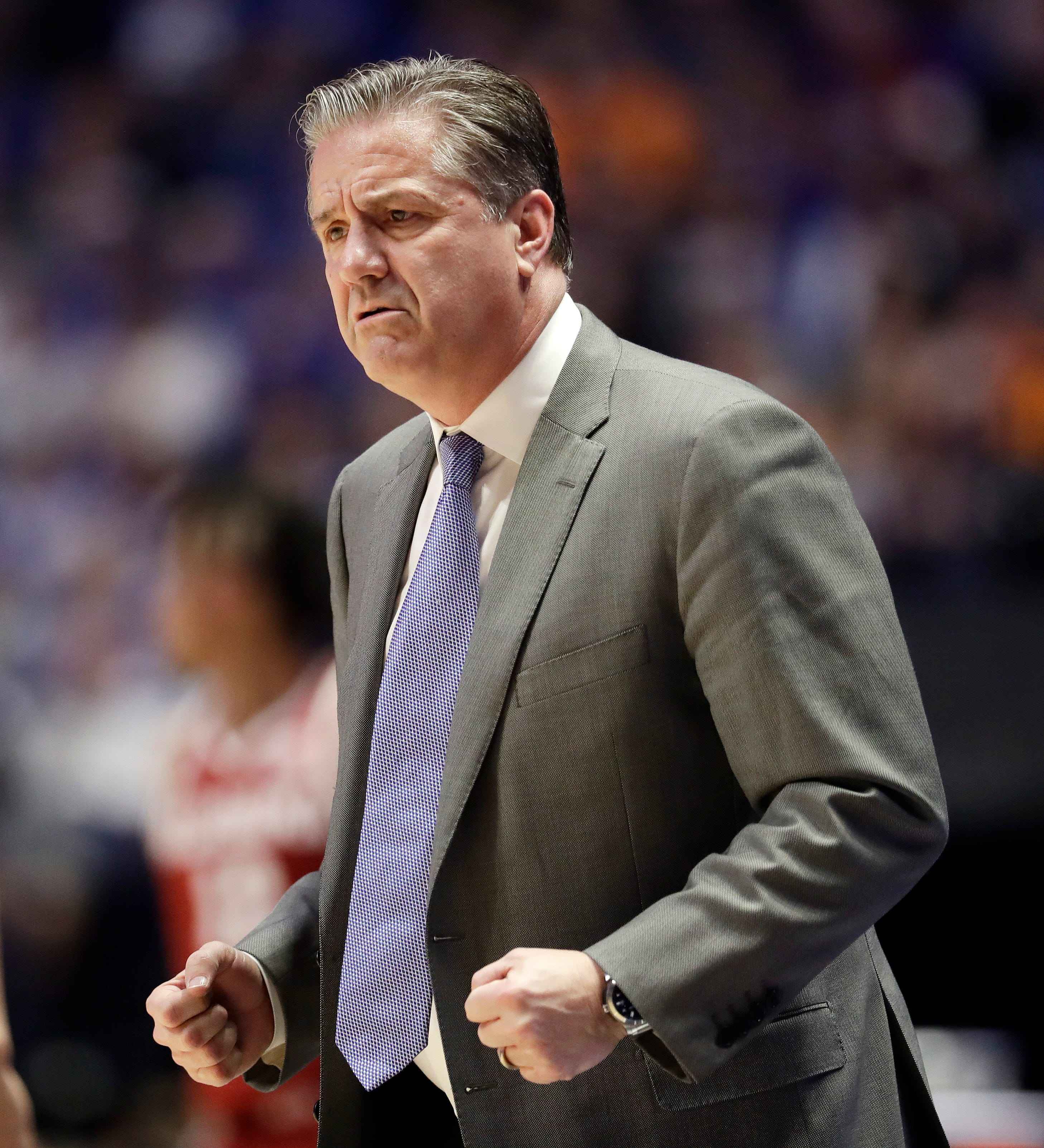 Calipari tweet: Plan and desire is to retire at Kentucky