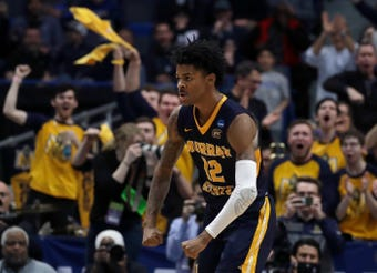 SportsPulse: USA TODAY's Trysta Krick recaps all the biggest moments from the first day of March Madness and looks ahead to Friday's action.
