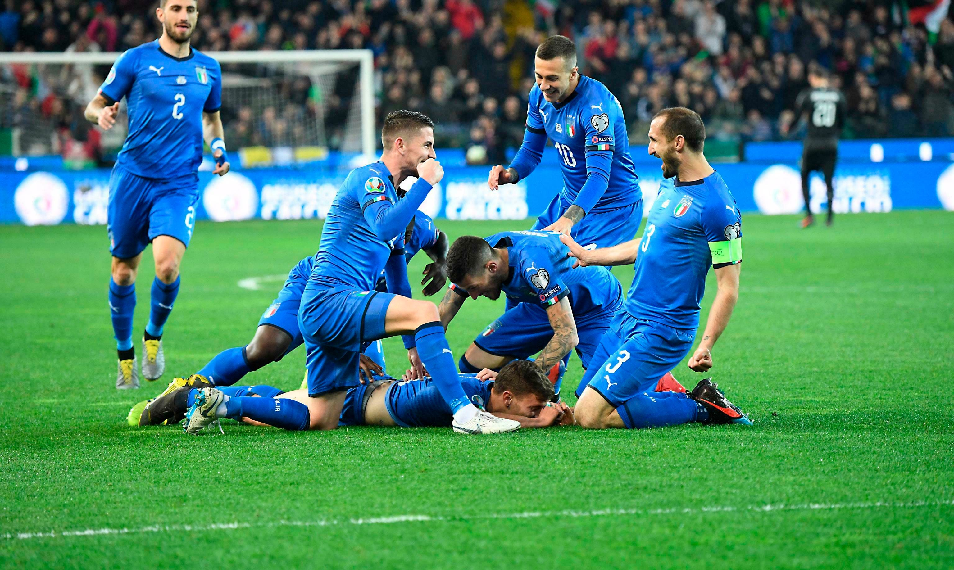 Ronaldo is indirectly helping Italy's national team
