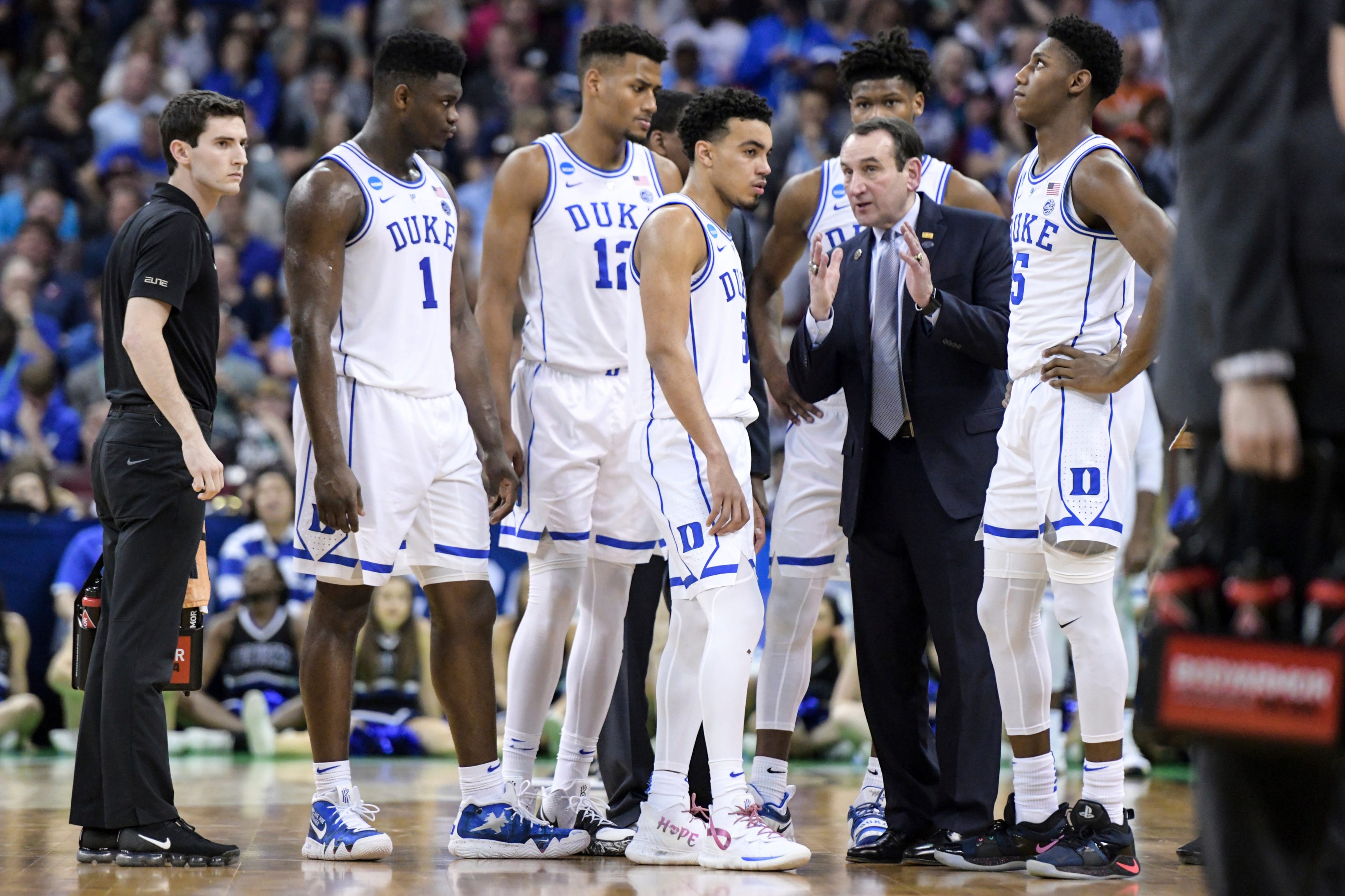 3c6e9d690 Everything you need to know about Thursday s NCAA tournament Sweet 16 games