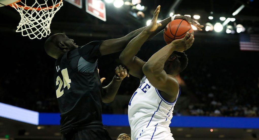 Zion, Duke escape massive upset against UCF