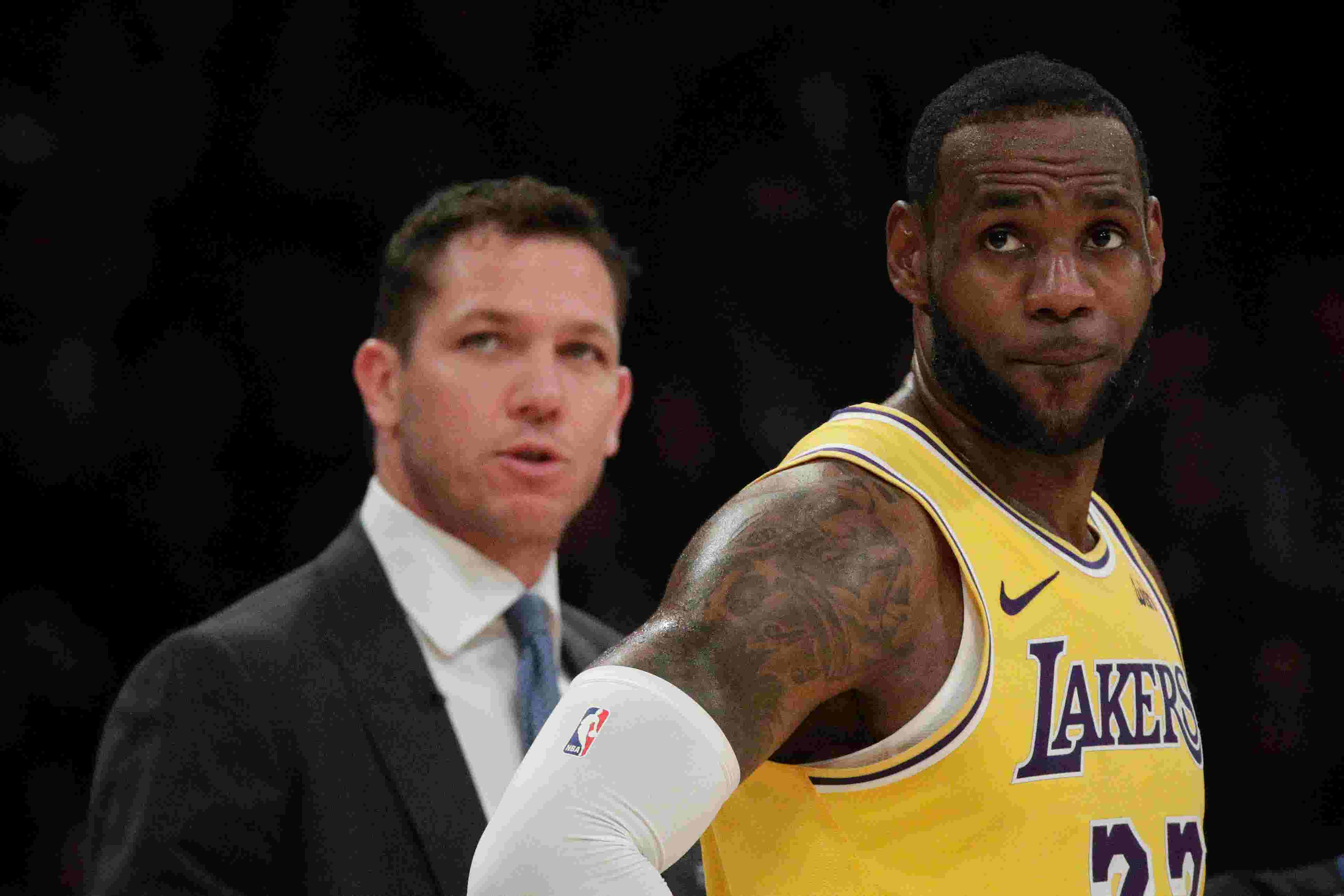 a76a0e090 Opinion: LeBron James' first Lakers season is over, and he still needs to  earn fans' loyalty