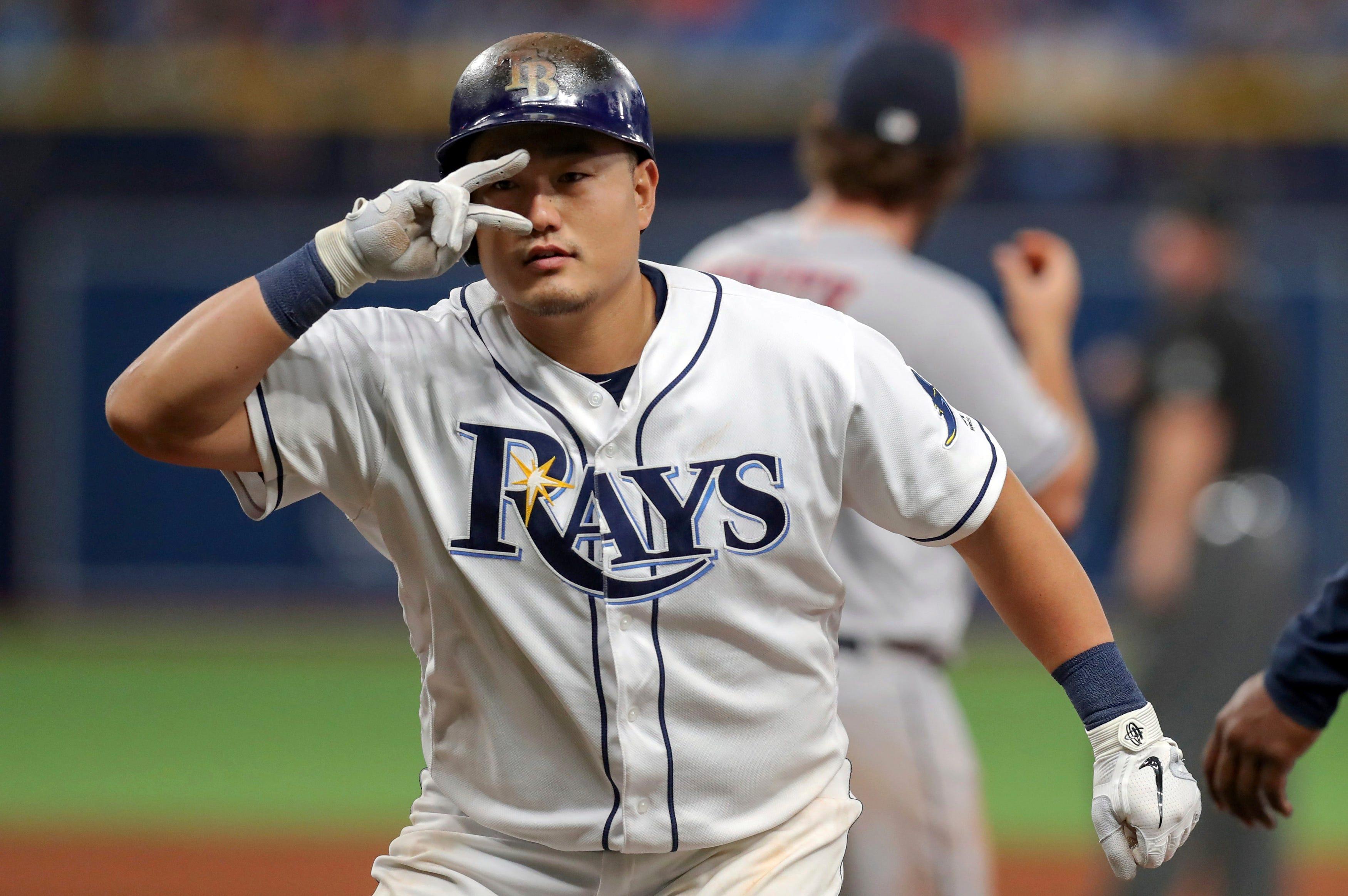 Glasnow, 4 relievers help Rays beat Astros 3-1