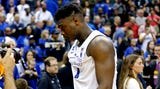 SportsPulse: Zion Williamson addressed the media following Duke's loss to Michigan State and recognized that this will likely be the last time we see this Blue Devils team intact.