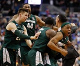 SportsPulse: The Spartans shocked Zion Williamson and the Duke Blue Devils with their thrilling upset. USA TODAY's Jeff Zillgitt believes how they did it is a recipe to win it all in Minnesota.
