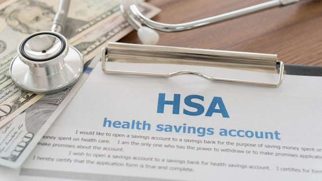 """HSAs are savings accounts that are regulated by the government allowing employees to set aside pretax income to use anytime to pay for health care costs not covered by insurance. These HSAs are only available with """"qualifying"""" high-deductible insurance plans, usually offered through the workplace."""
