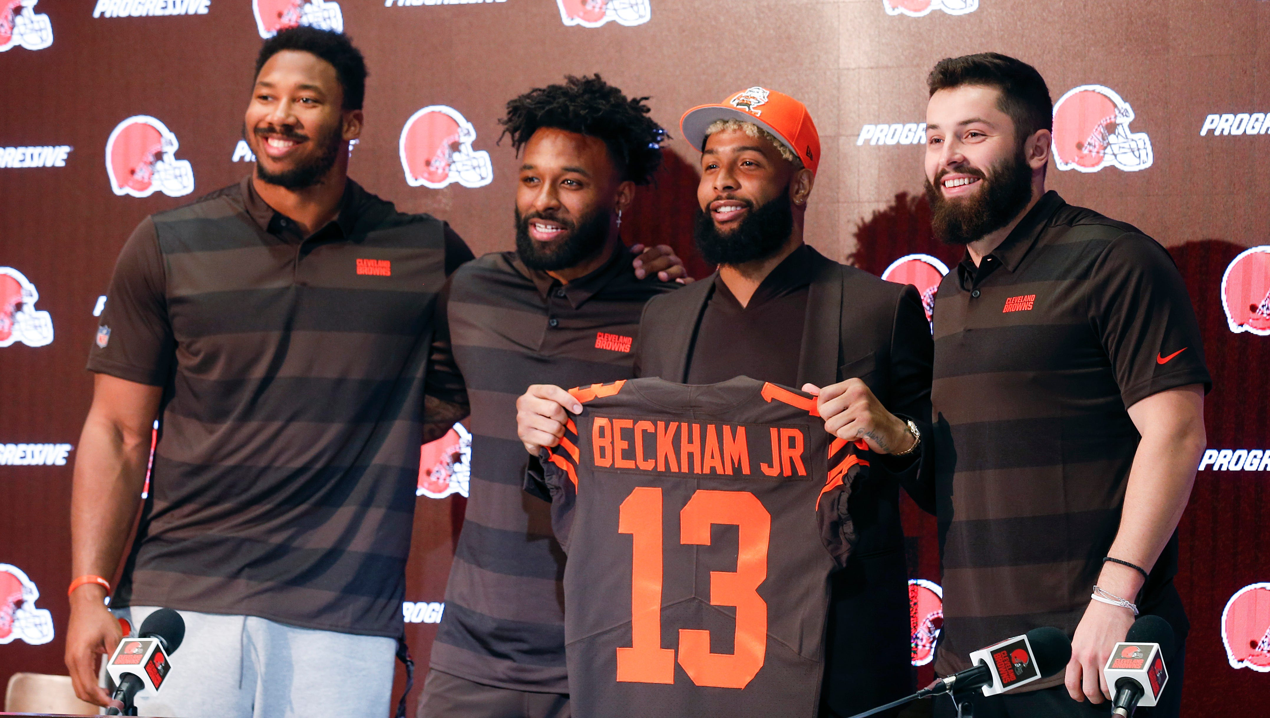 the latest 434be 8de5f AFC draft overreactions: All eyes will be on the Browns