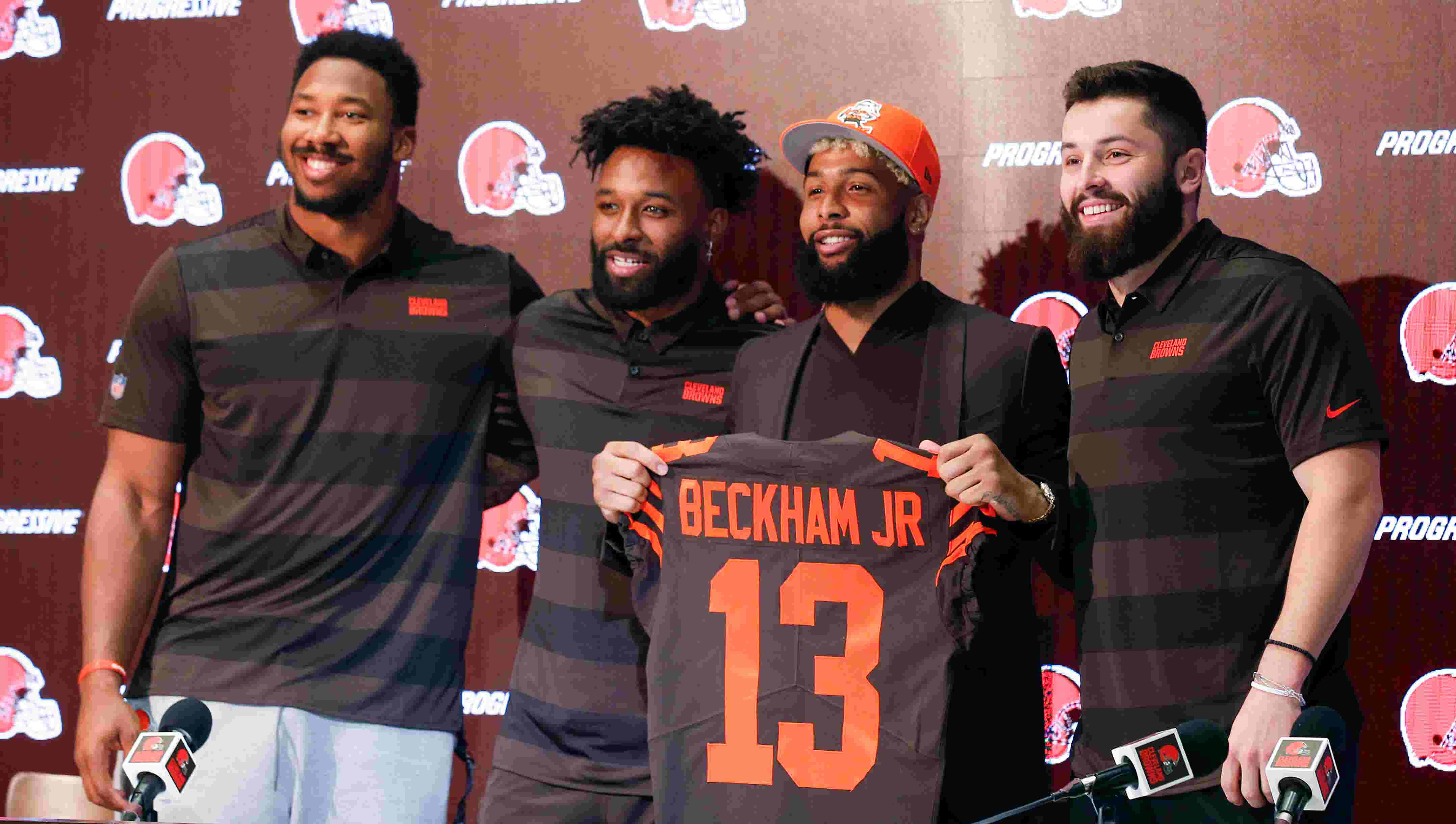 AFC draft overreactions: All eyes will be on the Browns
