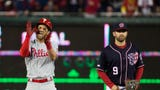 SportsPulse: Bryce Harper reflected on his return to the nation's capital his first time as a rival. And despite the chorus of boos, he enjoyed every moment of it.