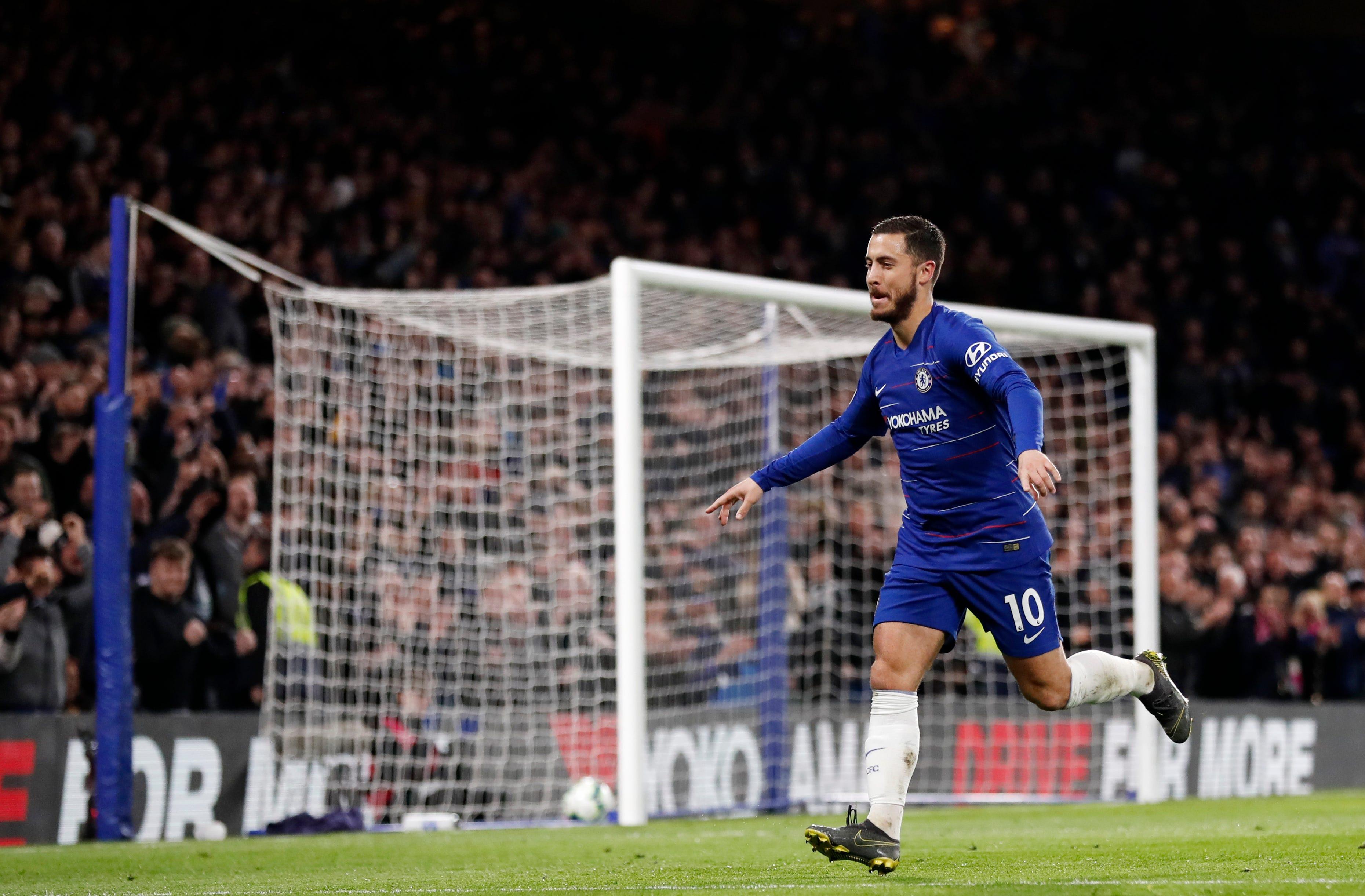 Hudson-Odoi shines for Chelsea in 3-0 win over Brighton
